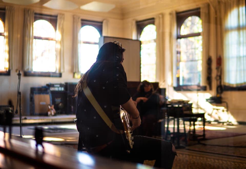 Gazelle(s) Band Tim Smith Recording
